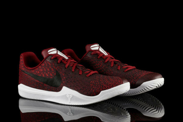 Nike Kobe Mamba Instinct Sneakers New, Team Red / Black Snakeskin 852473-600