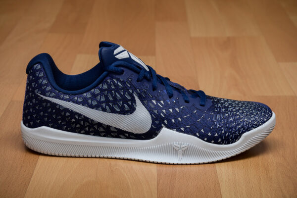 Mens Nike Kobe Mamba Instinct Sneakers New, Navy Blue 852473-400