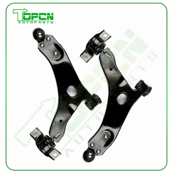 Set 2 New Front Lower Control Arms Suspension For 04-11 Ford Focus AFTER 4/5/04