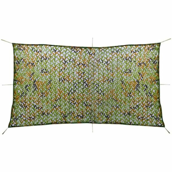vidaXL Camouflage Camo Net Shooting Hunting Hide Camping Army Cover 7 Sizes
