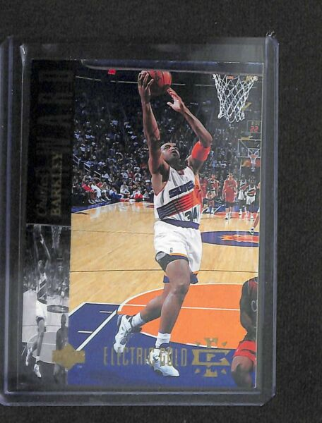 1993 94 Upper Deck Basketball Electric Gold #91 Charles Barkley $219.99