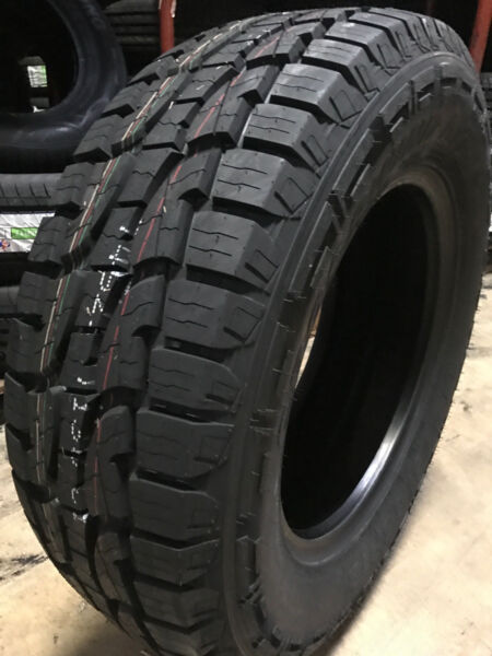 4 NEW 26575R16 Crosswind AT Tires 265 75 16 2657516 R16 AT 4 ply All Terrain