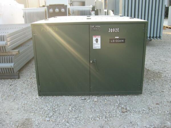 Cooper Kyle Pad-mounted Switchgear - Type RVAC - Oil Insulated CAT# 670L27A07M