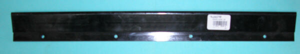 SNAPPER 20 SCRAPER BAR FOR SINGLE STAGE SNOWBLOWER PART # 7038427YP NEW