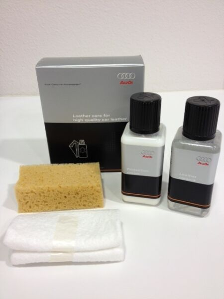 Audi LEATHER SEAT CAR CARE KIT  4L0096372015