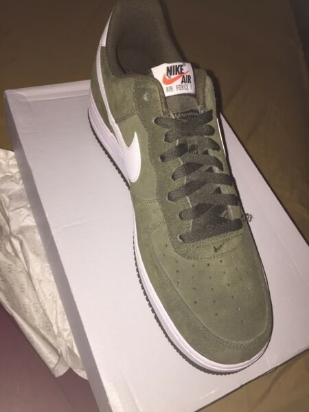 Cargo Khaki/ White Air Force One
