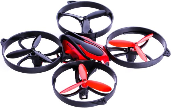 Guardian Drones SPECTRE Quadcopter Drone 2.4 Ghz 4 Channels 6 Axis Remote