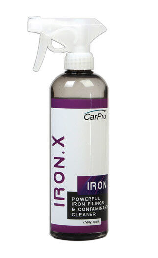 CarPro Iron X Iron Remover 500 ml. Spray - Auto Detailing Decontamination CP-15