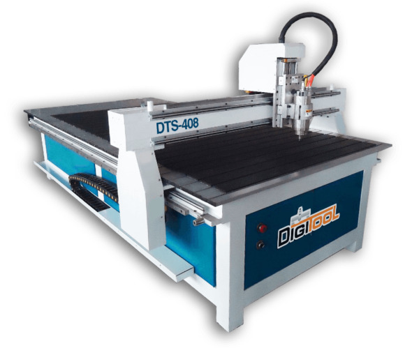 DigiTool 4x8 CNC Router - Free Training in the USA & Software w 3-year Warranty