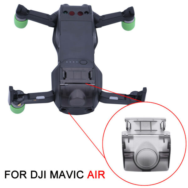 For DJI Mavic Air Drone Gimbal Camera Lock Lens Cap Protection Cover Holder