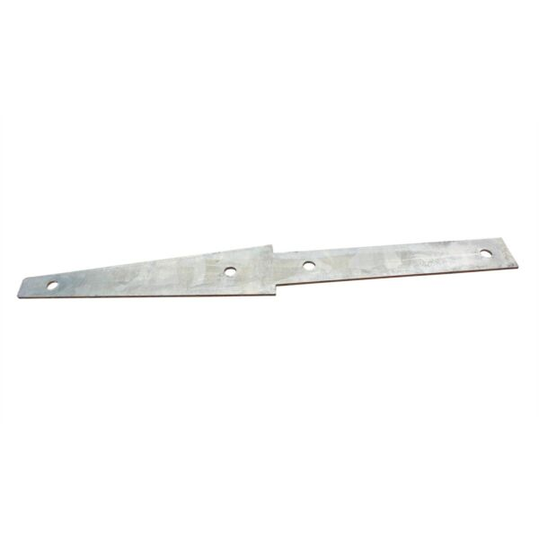 Ridgi GALVANISED STEEL FENCE BRACKET 580x80x3mm Hot DippedSaves Space*AUS Brand