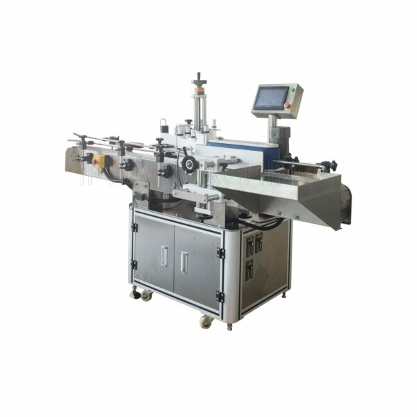 NCT-21100 Automatic Poked Roll Type Vertical Labeling Machine