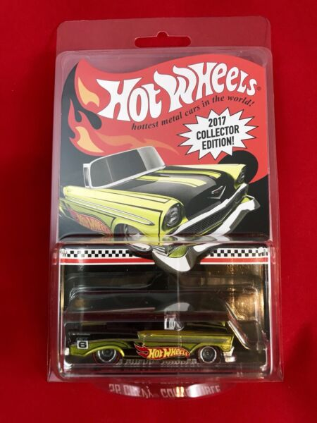 Hot Wheels '56 Chevy Convertible Collector Edition Kmart Mail-Away Exclusive