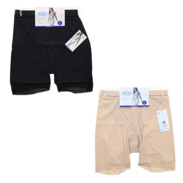 JKY by Jockey Womens Pooch Tamer Slimming Shaper Slip Shorts $14.99