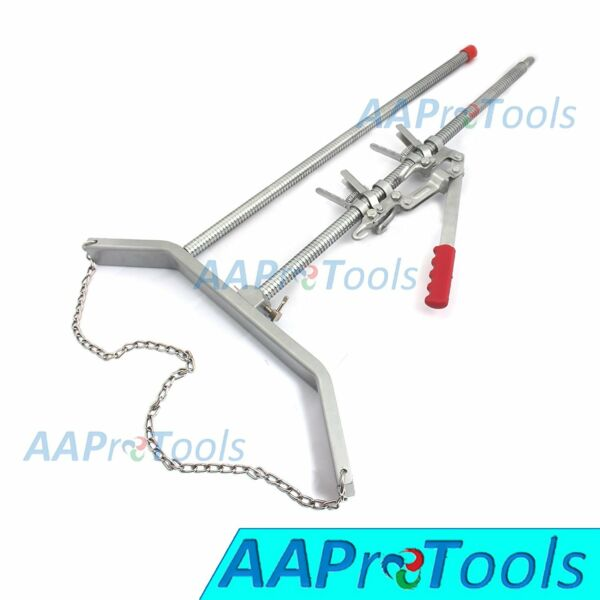 Veterinary Dual Ratchet Calf Puller Jack Cattle Birthing Extractor $139.90