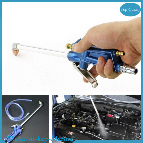 High Pressure Car Air Pressure Spray Dust Blow Gun Washing Cleaning Kit Pratical