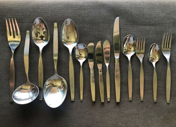 Oneida Community FROSTFIRE Stainless Flatware Silverware YOUR CHOICE of Pieces