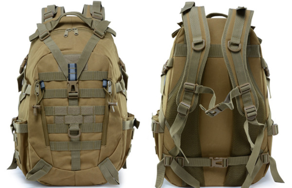 Tactical Backpack 900D Military Camping Hiking Outdoor Backpack Free Shipping