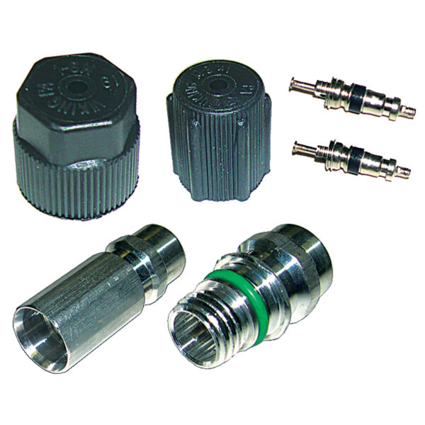 A/C System Valve Core and Cap Kit -  # MT2907