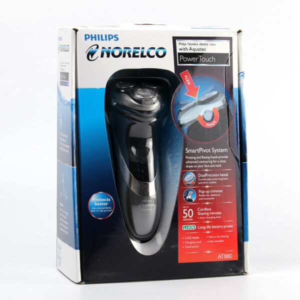 USA express Philips Norelco AT880 Cordless Rechargeable Electric Shaver
