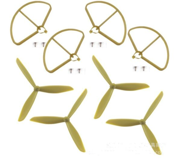 HUBSAN H501S H501C Propellers protection guard Blades RC drone Spare Parts