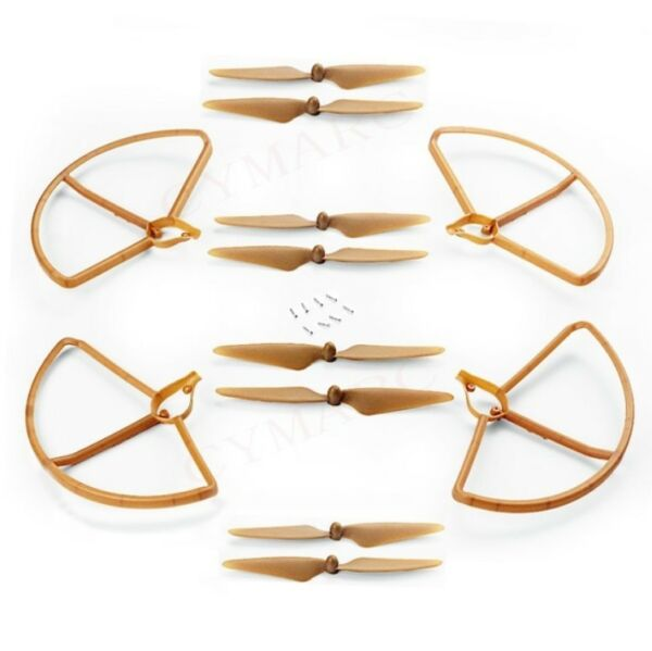 HUBSAN H501s RC drone H501C Propellers blades protector guard Spare Parts