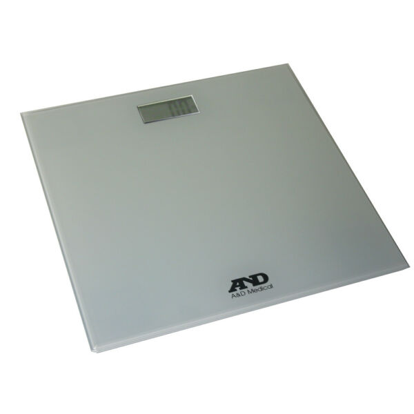 A&D Medical Precision Digital Body Weight Bathroom Scale low battery indicator