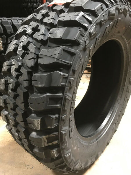 4 NEW 265/75R16 Federal Couragia Mud Tires M/T MT 265 75 16 R16 2657516 LT265/75