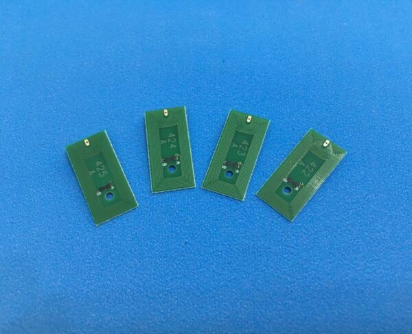 10sets One time use chip for Primera LX900 RX900 label printer