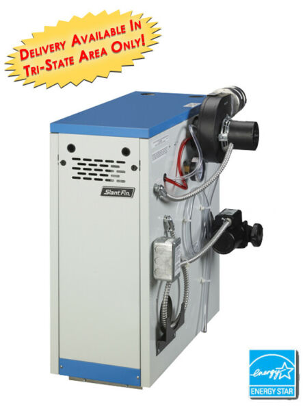 Slant Fin Victory VSPH 120 Output Direct Vent Hot Water Boiler Liquid Propane $2158.00