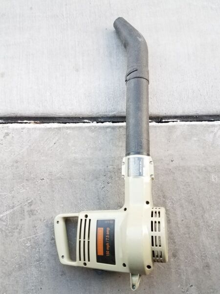 craftsman blower 150mph model 358 799341. Powerful