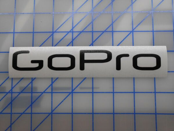 GoPro Sticker Decal 7.5