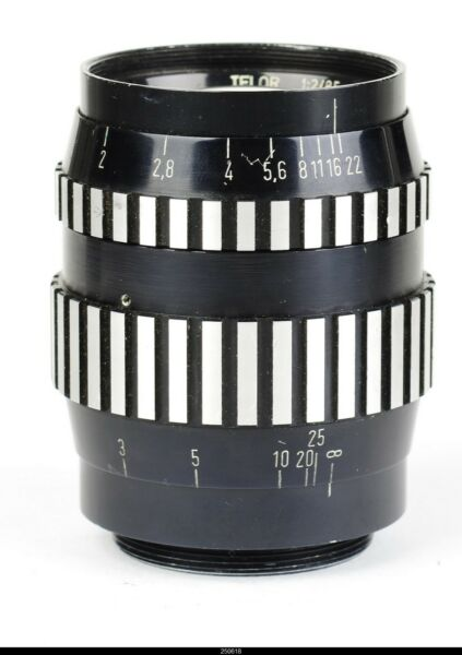 Russian Lens Telor 285mm No.0001 For Zenit screw 42 Prototype