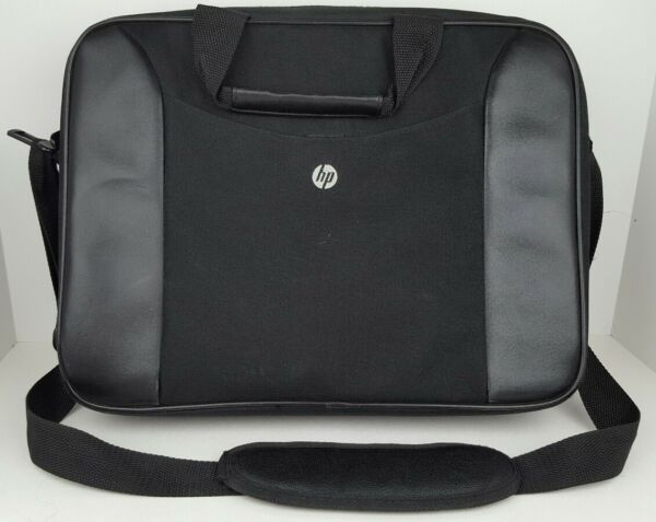 HP Laptop Messenger Bag Carrying Case Briefcase Travel Computer Notebooks 16x12