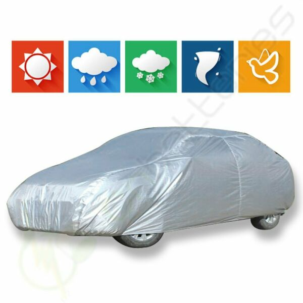New 228'' Large Car Auto Cover Washable SunSnowUVRain Resistant For Lincoln