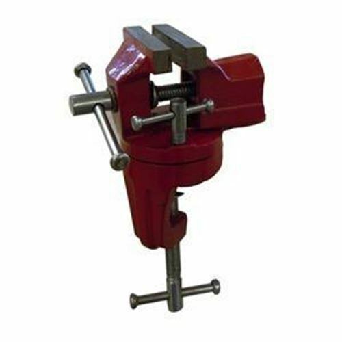 Small 2quot; Cast Iron Metal Steel Clamp On Table Clampon Hobby Mini Vise Tool Vice