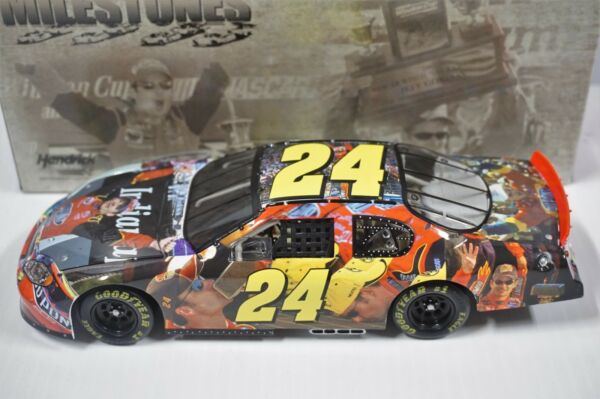 124 Jeff Gordon #24 Dupont 4x Indy 400 Winner Car by Action -Milestones Version