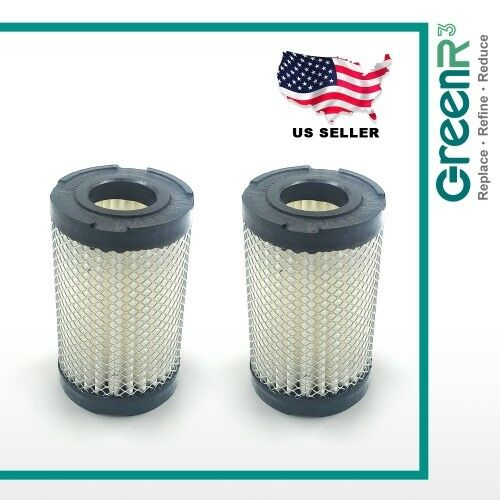 2x GreenR3 Pre-motor Air Filters Lawn Mowers  Trimmers For TECUMSEH 35066