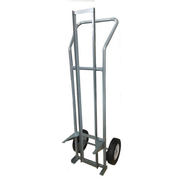 GRAINGER APPROVED Steel Pail Hand Truck300 lb.55-12x18-12 9MK73 Gray