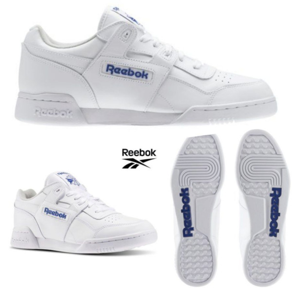 MEN'S SHOES SNEAKERS REEBOK CLASSIC WORKOUT PLUS [2759]