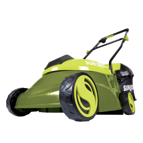 Sun Joe MJ401C 28 Volt 14 Inch Cordless Lawn Mower Battery Charger Included $168.00