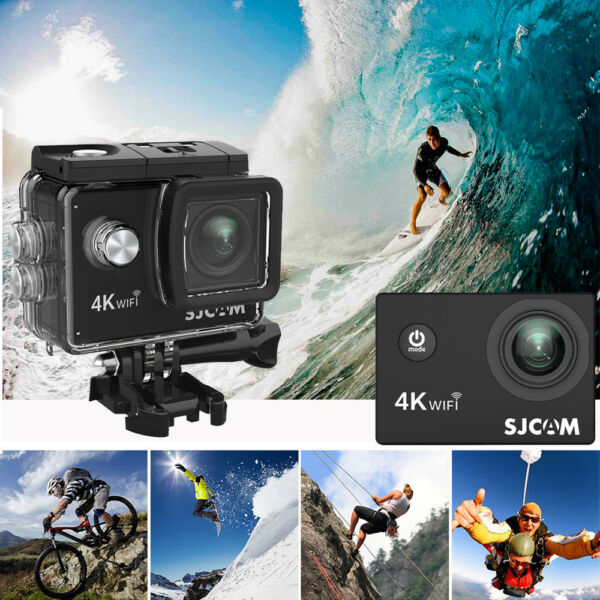 SJCAM SJ4000 WIFI AIR Sports Action Video Camera HD 16MP Waterproof Camcorder