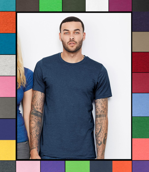 Bella Canvas Unisex Short Sleeve Jersey Tee Incredibly Soft T Shirt 3001c
