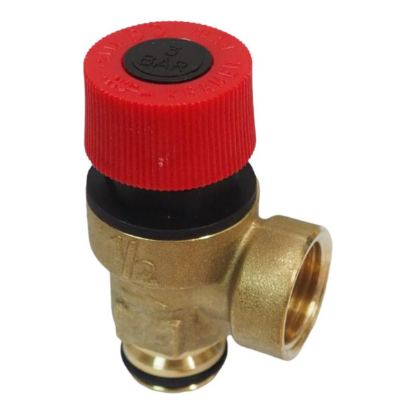 IMMERGAS SAFETY VALVE 3 BAR 1016135 BOILER EOLO 21 24 27 MAIOR  PILOT