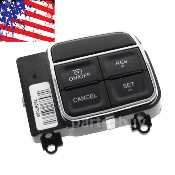 New Cruise Control Switch 68140288AA for Avenger Challenger Durango Ram models