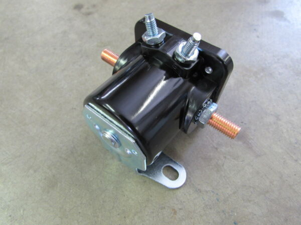 GENUINE MEYER SNOW PLOW 4 POST SOLENOID W HDWE PART # 15370 15370C 15370CM