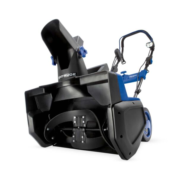 Snow Joe SJ625E Electric Single Stage Snow Thrower  21-Inch  15 Amp Motor