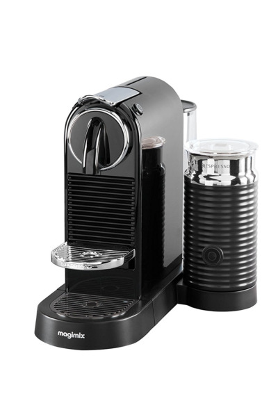 Nespresso Citiz and Milk Coffee Machine Black by Magimix