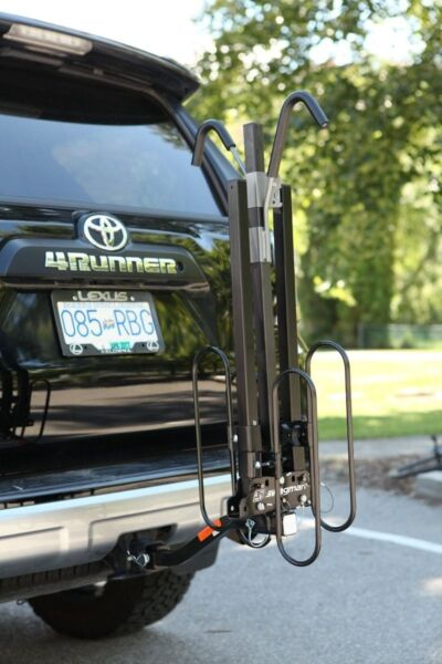 Rear Bike Rack For Car Suv Minivan Truck Hitch Mount Bicycle Carrier Holder New $184.30