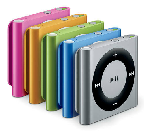 Swim iPod Shuffle MP3 Player and Earphones & Buds 100% Waterproof, Basic Bundle